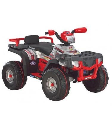 Электроквадроцикл Peg-Perego Polaris Sportsman 850 красный   Купить, цена, отзывы