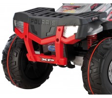 Фото бампера электроквадроцикла Peg-Perego Polaris Sportsman 850 Red