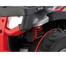Фото подвески электроквадроцикла Peg-Perego Polaris Sportsman 850 Red