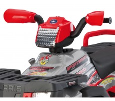 Фото руля электроквадроцикла Peg-Perego Polaris Sportsman 850 Red