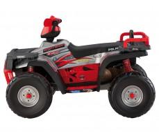 Фото электроквадроцикла Peg-Perego Polaris Sportsman 850 Red вид сбоку