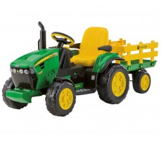 Электромобиль Peg-Perego John Deere Ground Force Green
