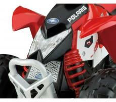 Фото подвески электроквадроцикла Peg-Perego Polaris Outlaw Red