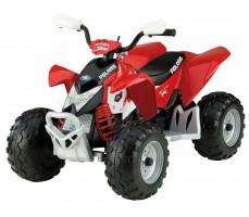 Электроквадроцикл Peg-Perego Polaris Outlaw Red