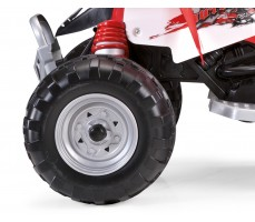 Фото колеса электроквадроцикла Peg-Perego Polaris Outlaw Red