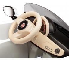 Фото бокового зеркала электромобиля Peg-Perego Peg-Perego Fiat 500 White