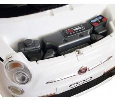 Фото двигателя электромобиля Peg-Perego Peg-Perego Fiat 500 White