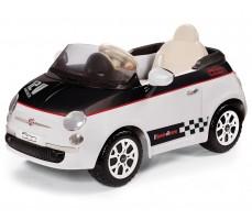 Электромобиль Peg-Perego Peg-Perego Fiat 500 White