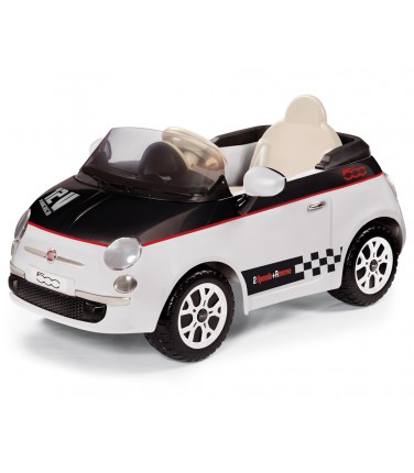 Электромобиль Peg-Perego Peg-Perego Fiat 500 белый | Купить, цена, отзывы