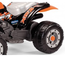 Фото колеса электроквадроцикла Peg-Perego Corral T-Rex 2013 NEW Orange