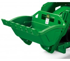 Фото ковша электромобиля Peg-Perego John Deere Ground Loader Green