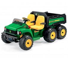 Электромобиль Peg-Perego John Deere Gator HPX 6x4 Green