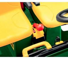 Фото регулятора сиденья электромобиля Peg-Perego John Deere Gator HPX 6x4 Green