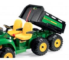 Фото кузова электромобиля Peg-Perego John Deere Gator HPX 6x4 Green