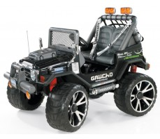 Электромобиль Peg-Perego Gaucho Super Power 2014 Black