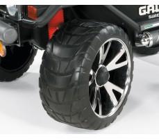 Фото колеса электромобиля Peg-Perego Gaucho Super Power 2014 Black