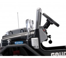 Фото капота электромобиля Peg-Perego Gaucho Super Power 2014 Black