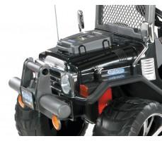 Фото бампера электромобиля Peg-Perego Gaucho Super Power 2014 Black