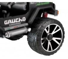 Фото подожки электромобиля Peg-Perego Gaucho Super Power 2014 Black