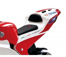 Фото сиденья электромотоцикла Peg-Perego Ducati GP 24V White