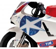 Фото оформления электромотоцикла Peg-Perego Ducati GP 24V White