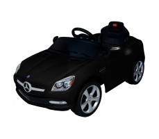 Электромобиль Rastar Mercedes-Benz SLK Black (р/у)