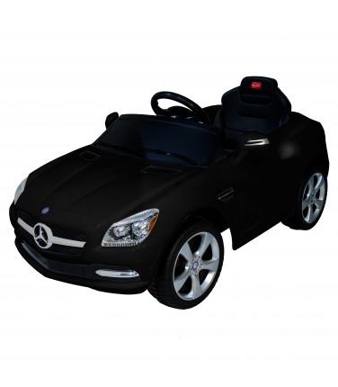 Электромобиль Rastar Mercedes-Benz SLK черный | Купить, цена, отзывы