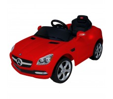 Электромобиль Rastar Mercedes-Benz SLK Red (р/у)