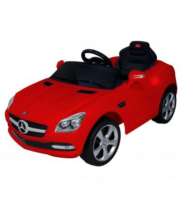 Электромобиль Rastar Mercedes-Benz SLK красный| Купить, цена, отзывы