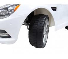 Фото колеса электромобиля Rastar Mercedes-Benz SLK White