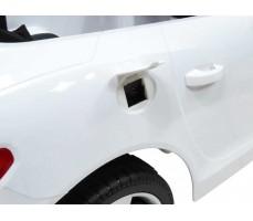 Фото бензобака электромобиля Rastar Mercedes-Benz SLK White
