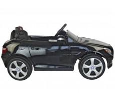 Фото электромобиля Rastar Mercedes-Benz SLK Black вид сбоку