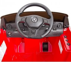 Фото руля электромобиля Rastar Mercedes-Benz SLK Red