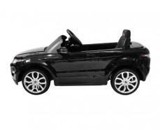 Фото электромобиля Rastar Range Rover Evoque Black вид сбоку