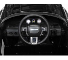 Фото  руля электромобиля Rastar Range Rover Evoque Black