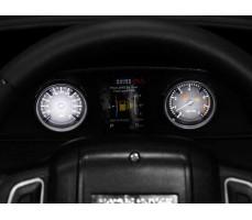 Фото индикаторов состояния электромобиля Rastar Range Rover Evoque Black