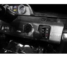 Фото рычага переключения скоростей электромобиля Rastar Range Rover Evoque Black