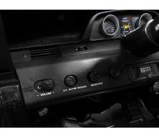 Фото приборной панели электромобиля Rastar Range Rover Evoque Black