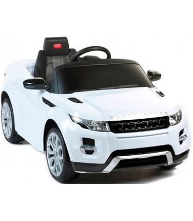 Электромобиль Rastar Range Rover Evoque белый   Купить, цена, отзывы