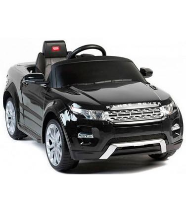 Электромобиль Rastar Range Rover Evoque черный | Купить, цена, отзывы