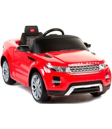 Электромобиль Rastar Range Rover Evoque красный | Купить, цена, отзывы