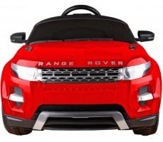 Фото электромобиля Rastar Range Rover Evoque Red вид спереди