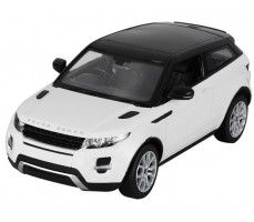 Фото электромобиля Rastar Range Rover Evoque White вид сверху