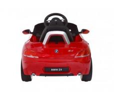 Фото электромобиля Rastar BMW Z4 Red вид сзади