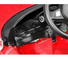 Фото приборной панели электромобиля Rastar BMW Z4 Red