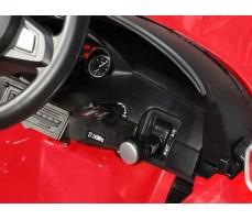 Фото  рычага переключения скоростей электромобиля Rastar BMW Z4 Red
