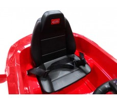 Фото сиденья электромобиля Rastar BMW Z4 Red