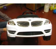 Фото электромобиля Rastar BMW Z4 White вид спереди