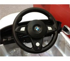 Фото руля электромобиля Rastar BMW Z4 White