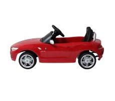 Фото электромобиля Rastar BMW Z4 Red вид сбоку